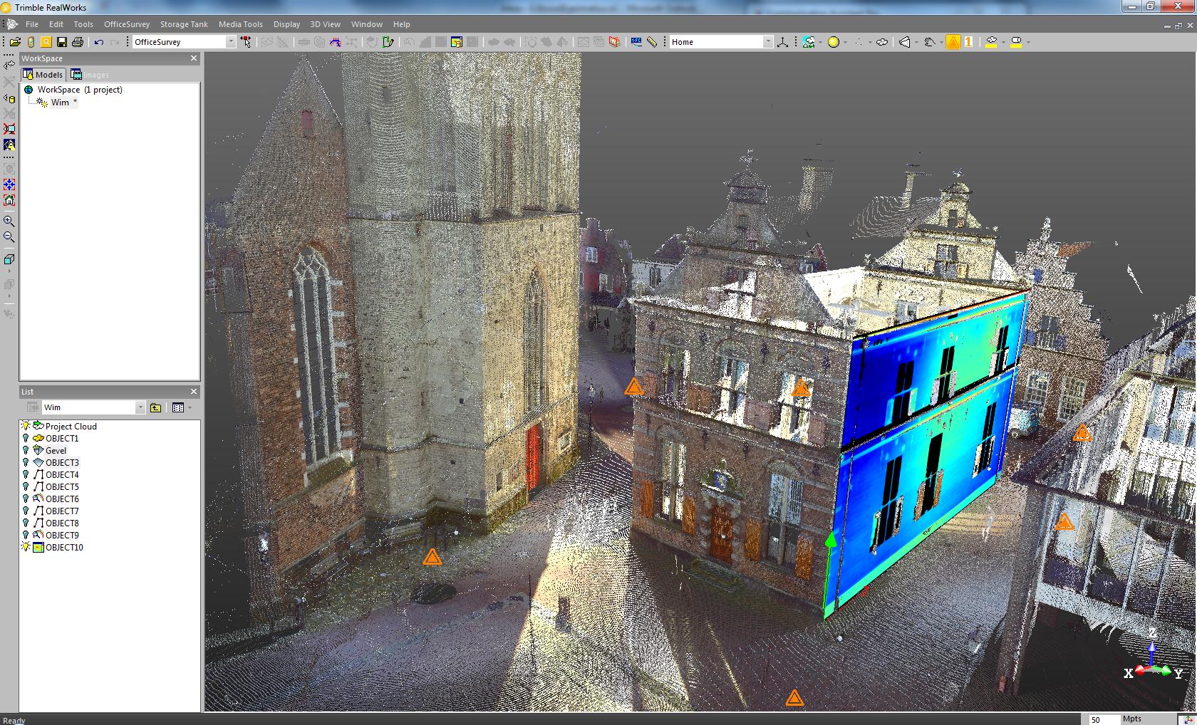 Geometius » Trimble RealWorks Survey software