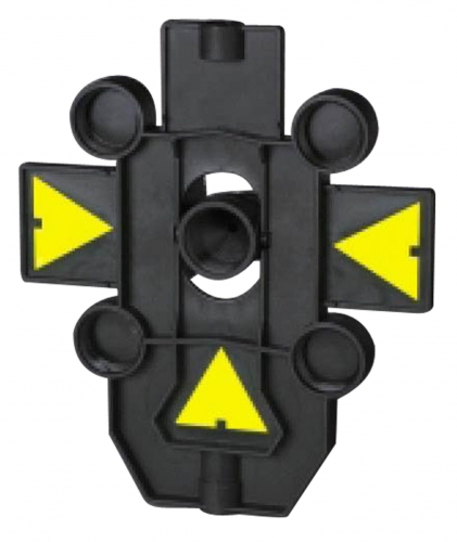 Richtmerk voor polygonering, kantelbaar -0