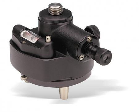Prisma-adapter, met optisch lood en buisniveau