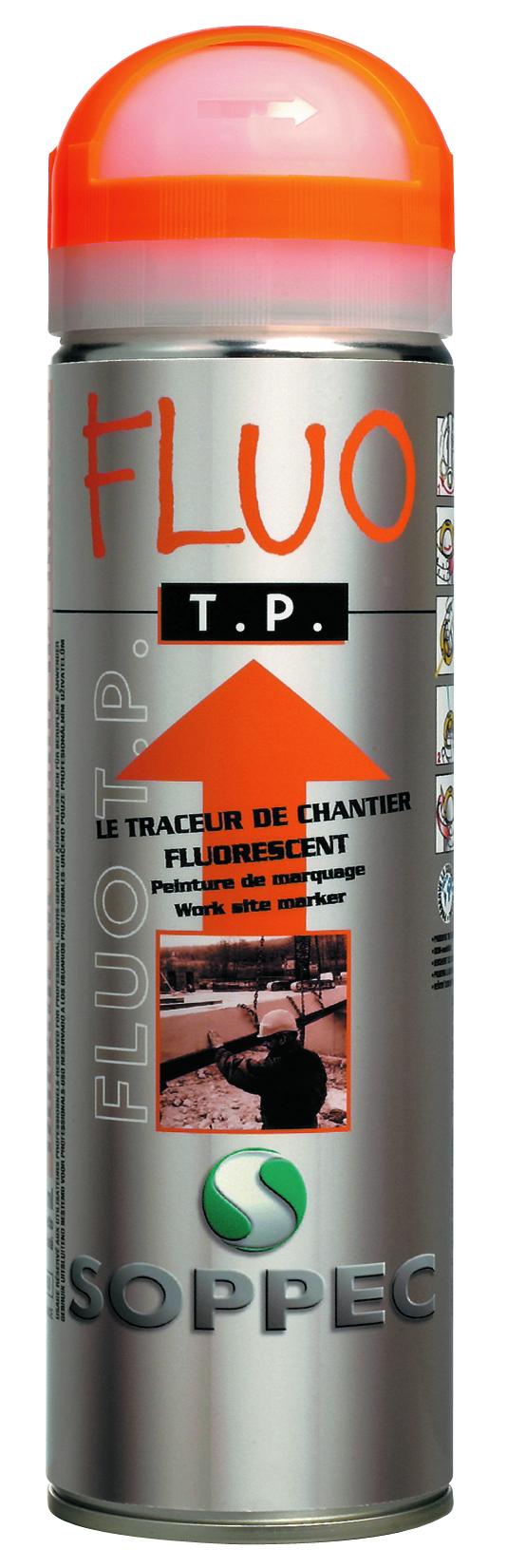 Soppec Fluo TP markeerverf in spuitbus-0