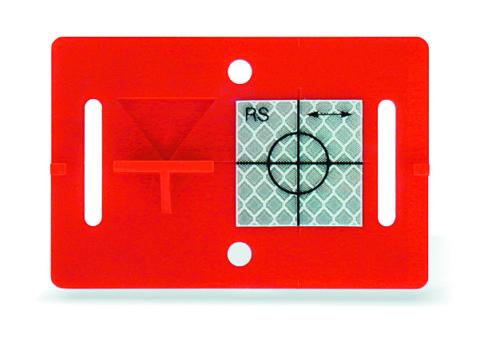 Meterpeilplaatje RS 30/31-0
