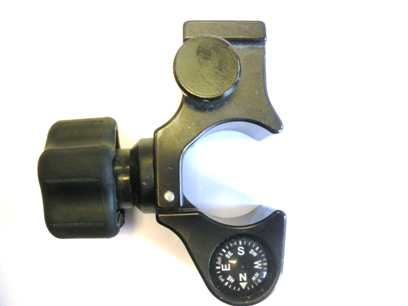 Stokklem met kompas voor TSC2/TSC3 & Recon-0