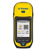 Trimble Geo7 met access
