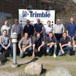 Bezoek Trimble fabriek