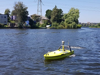 Remote Operated Boat