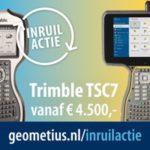 TSC3 inruilactie
