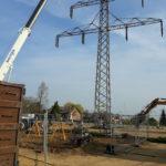 Geomij helpt bij vervanging elektriciteitstraject met SX10