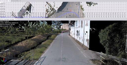 Geometius Mobile mapping