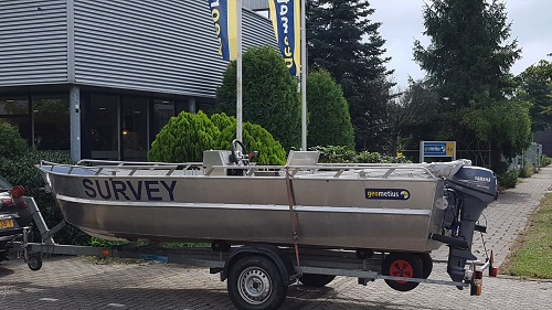 Surveyboot Geometius