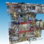 Flexibel scannen met gehuurde Z+F 3D scanner