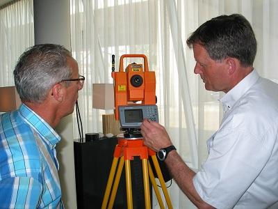 Wim Egberts & Geodimeter