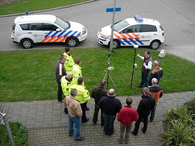 Wim Egberts demonstratie