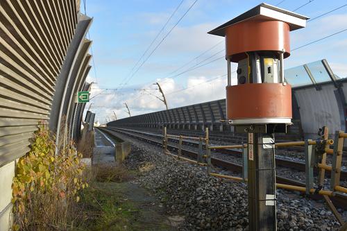 GeoNext Spoorviaduct